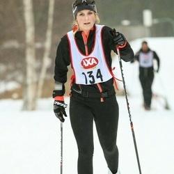 Skiing 45 km - Jeanette Skoog (134)