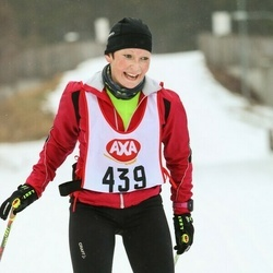 Skiing 45 km - Jill Oscarsson (439)