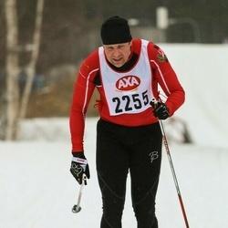 Skiing 45 km - Martin Lindberg (2255)