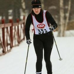 Skiing 45 km - Emma Nordlund (333)