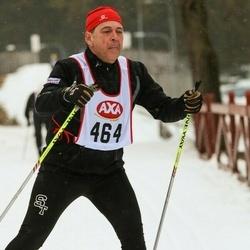 Skiing 45 km - Christer Bengtsson (464)