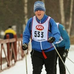Skiing 45 km - Björn Fredriksson (533)