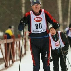 Skiing 45 km - Bengt Jans (80)