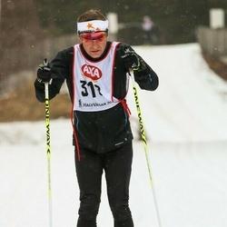 Skiing 45 km - Donny Långström (310)