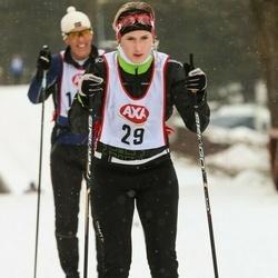 Skiing 45 km - Julia Ling (29)