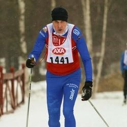 Suusatamine 45 km - Arne Johansson (1441)