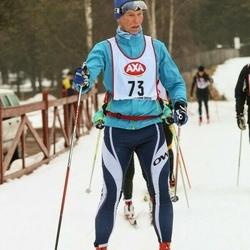 Skiing 45 km - Peter Björklund (73)