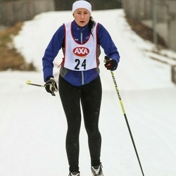 Skiing 45 km - Ellinor Albinsson (24)