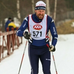 Skiing 45 km - Torbjörn Spik (571)