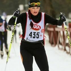 Skiing 45 km - Blanka Neubauerova (435)