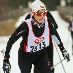 Skiing 45 km - Unn Mari Baek Fosheim (2613)