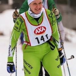 Skiing 45 km - Carina Hammarstrand (141)