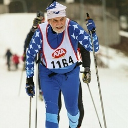 Skiing 45 km - Lars-Erik Nilsson (1164)