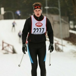 Skiing 45 km - Emil Pettersson (2277)