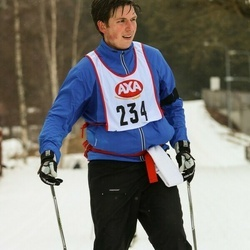 Skiing 45 km - Simon Cedergren (234)