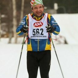 Skiing 45 km - Per-Anders Lundström (562)