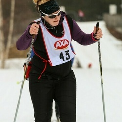 Skiing 45 km - Clara Olsson Persson (43)