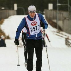Skiing 45 km - Pär Dahlström (2377)