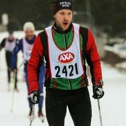 Skiing 45 km - Simon Nilsson (2421)