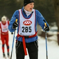 Skiing 45 km - Lina Arvidsson (285)