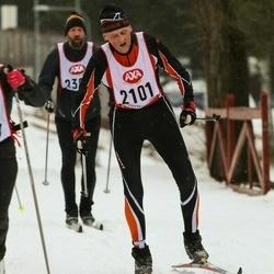 Skiing 45 km - Kjell Leek (2101)