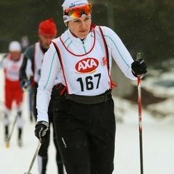 Skiing 45 km - Hana Belohlavkova (167)
