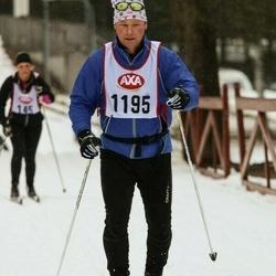 Skiing 45 km - Mathias Hellström (1195)