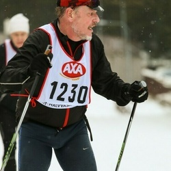 Skiing 45 km - Jan-Olof Kings (1230)