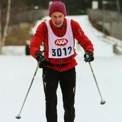 Skiing 45 km - Fredrik Petersson (3012)