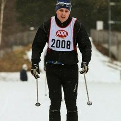 Skiing 45 km - Johannes Eriksson Allringer (2008)