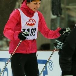 Skiing 45 km - Sara Hägglund (3182)