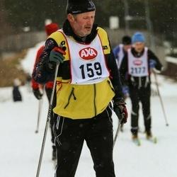 Skiing 45 km - Heinz Werner (159)