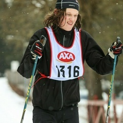 Skiing 45 km - Simon Froster Delbom (1316)