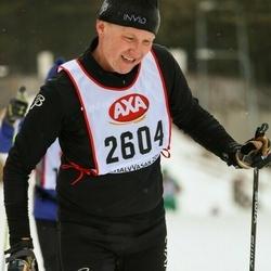 Skiing 45 km - Tore Nallgård (2604)