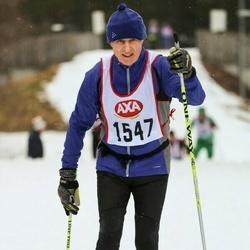 Skiing 45 km - Åke Burman (1547)