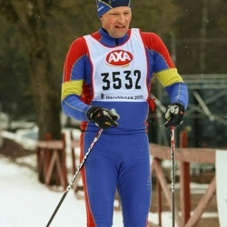 Skiing 45 km - Magnus Johansson (3532)