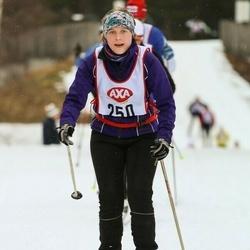 Skiing 45 km - Sara Kristina Lingegård (250)