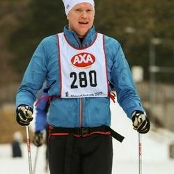 Skiing 45 km - Joakim Olsson (280)