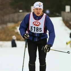 Skiing 45 km - Anders Östman (3185)