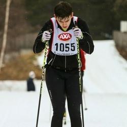 Skiing 45 km - Robin Åstrand (1055)