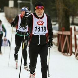 Skiing 45 km - Bertil Thorén (1318)