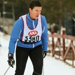 Skiing 45 km - Annika Nilsson (3380)