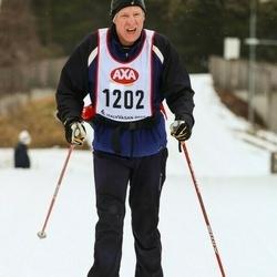 Skiing 45 km - Björn Robert Wahlestedt (1202)