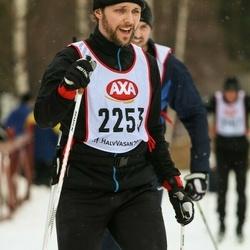 Skiing 45 km - Joel Arnberg (2253)
