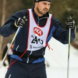 Skiing 45 km - Carl-Gustav Madeberg (2417)