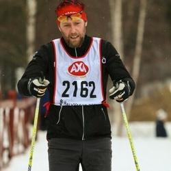 Skiing 45 km - Magnus Wållberg (2162)