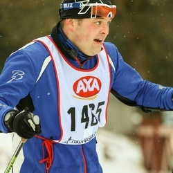Skiing 45 km - Johan Lööf (1465)