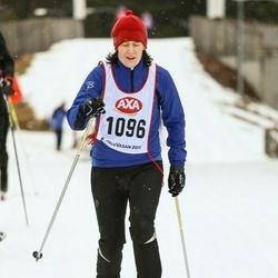 Skiing 45 km - Lisa Karlsson (1096)