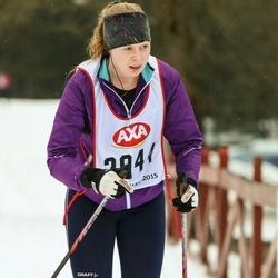 Skiing 45 km - Paulina Hellström (2044)