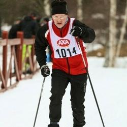 Skiing 45 km - Ulf Hallberg (1014)